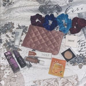 3/$35 Makeup & Makeup Bag Bundle